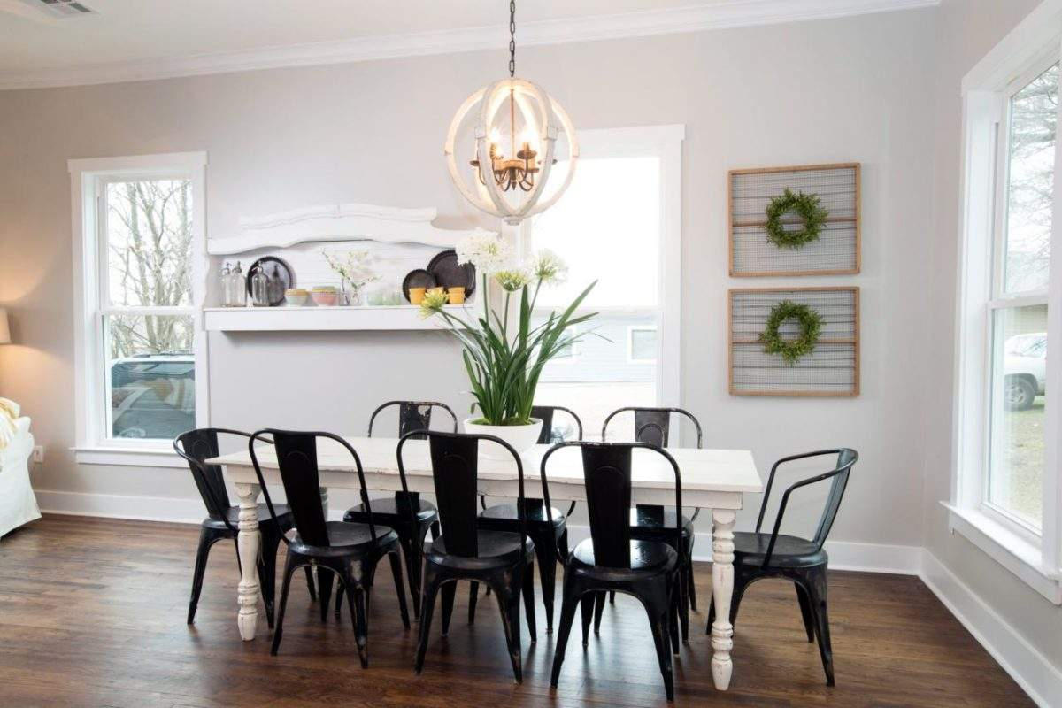 favorite fixer upper dining rooms living room designs and decoration
