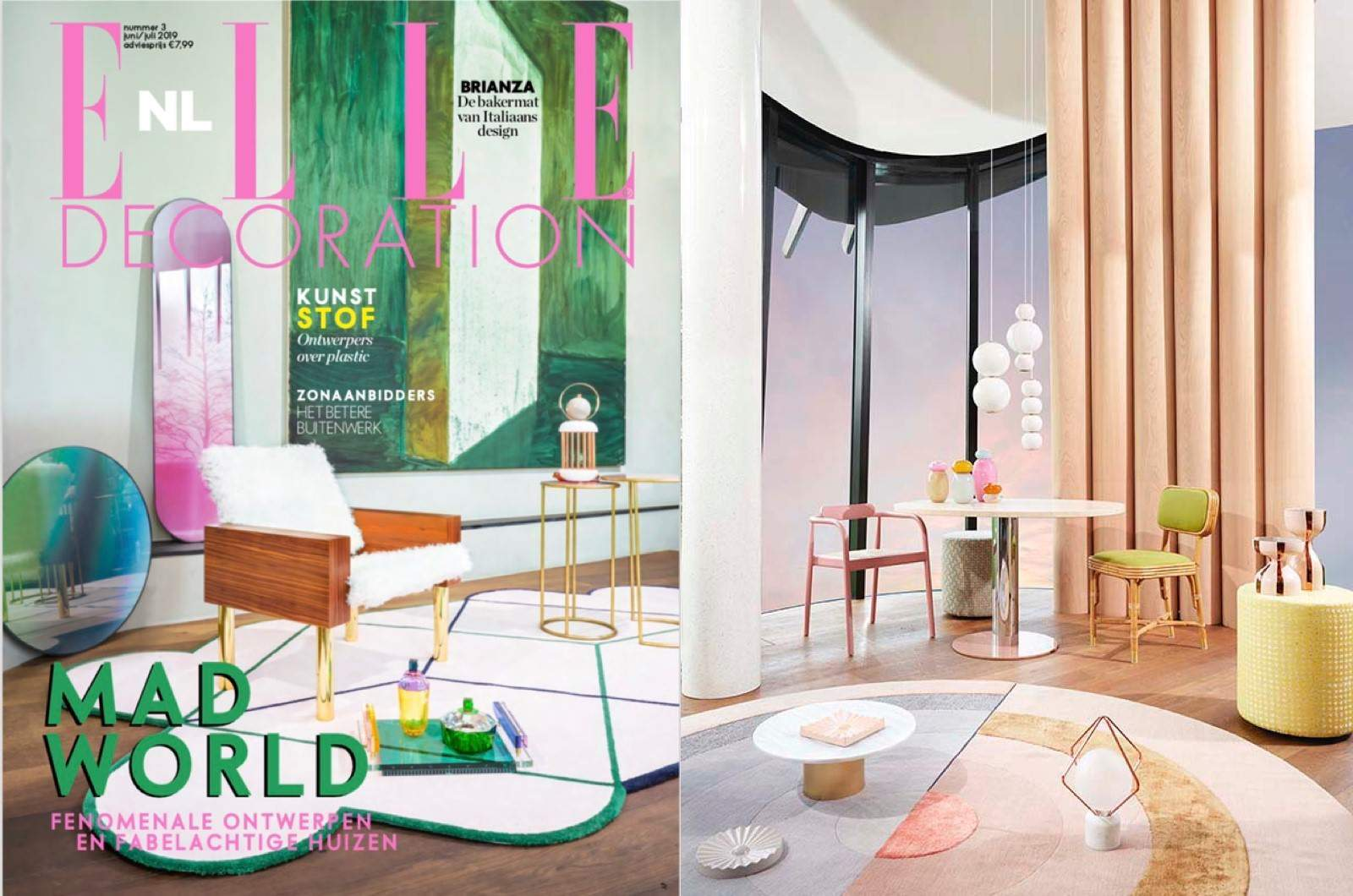 Elle Decoration NL June July 2019