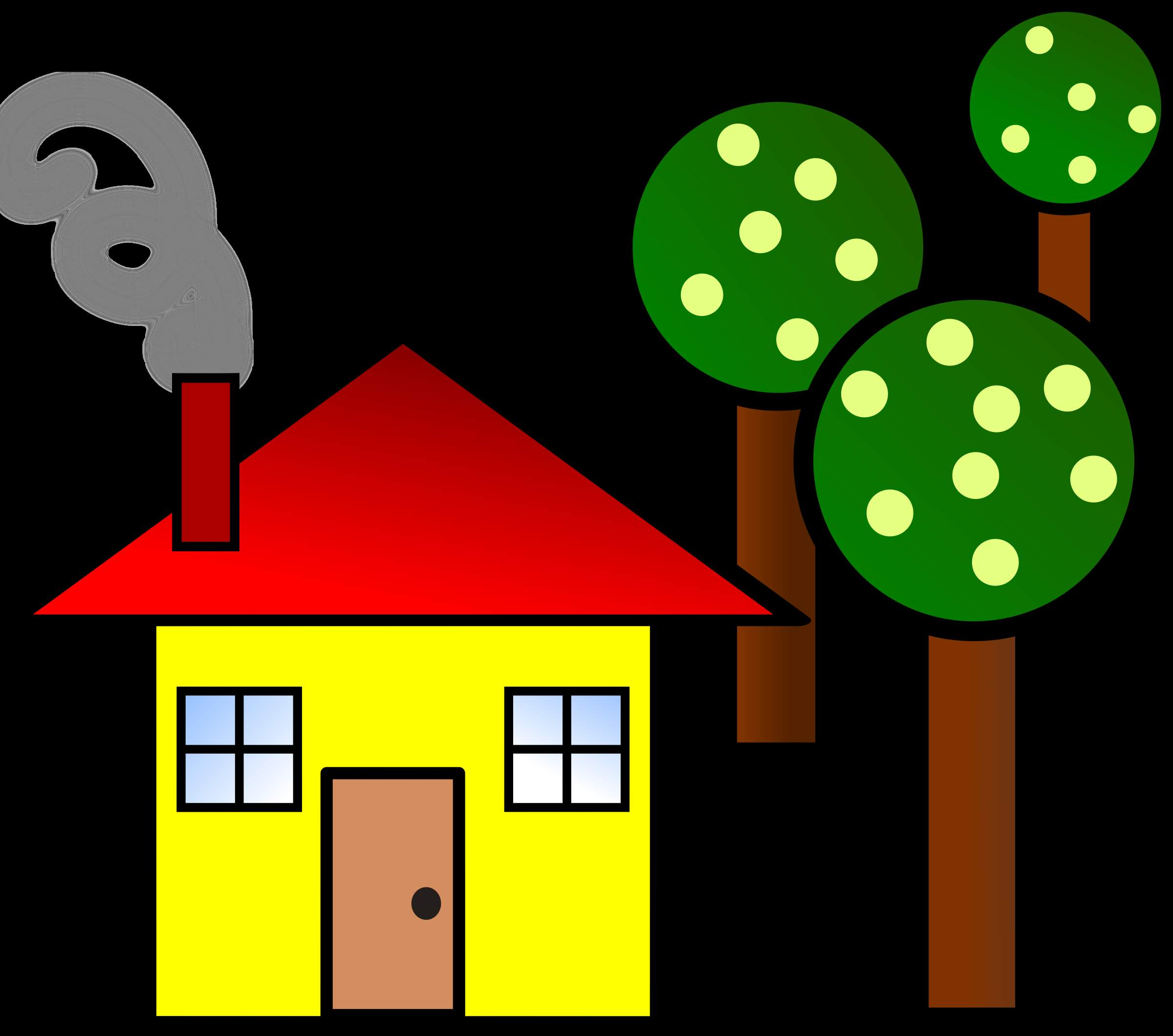 clipart home small house 12