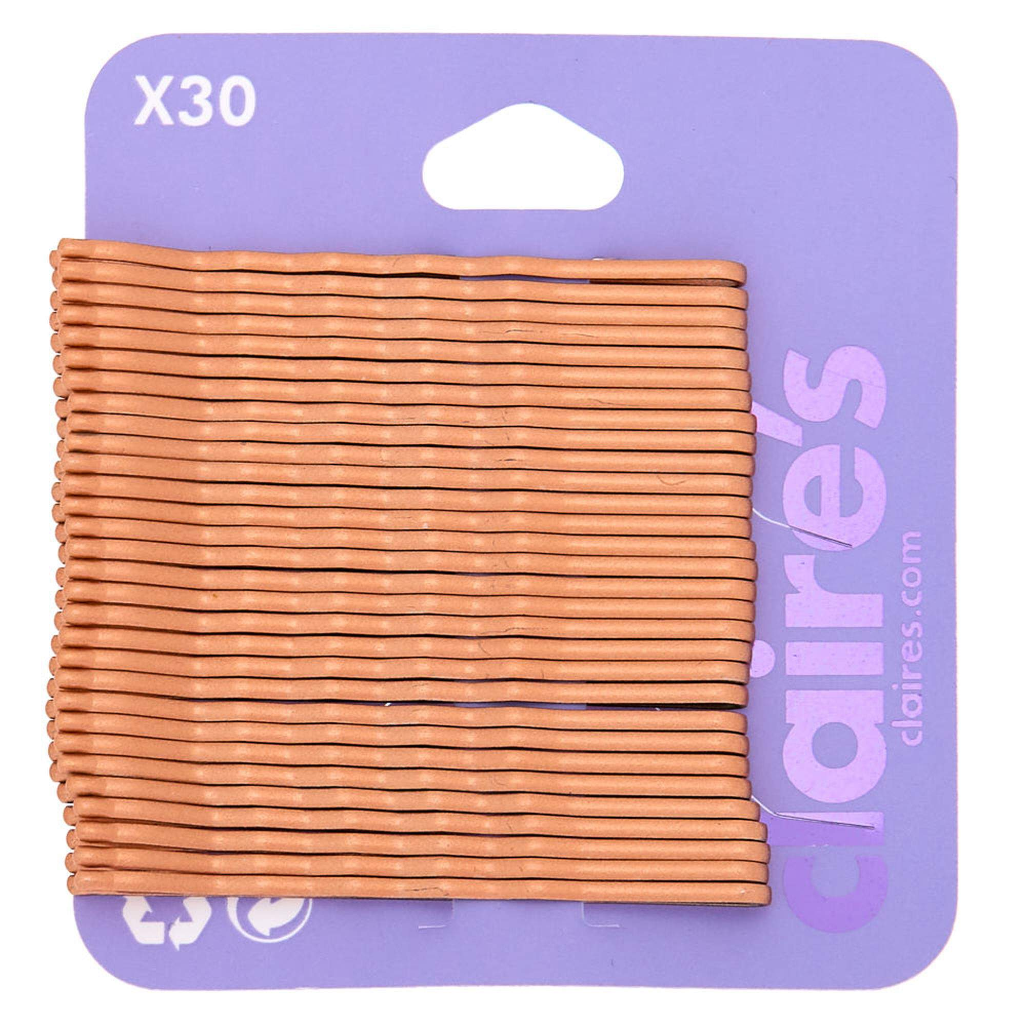 purple and orange pillows of rose gold bobby pins 30 pack claires with rose gold bobby pins 30 pack